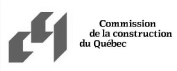 logo Commission construction quebec | Electricien Jean Provost